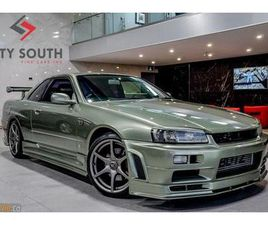 USED 1999 NISSAN SKYLINE R34 - FINANCING AVAILABLE