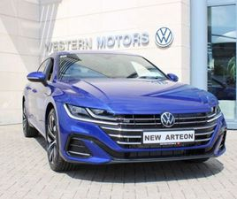 VOLKSWAGEN ARTEON NEW SHOOTING BRAKE R-LINE 1.4 FOR SALE IN GALWAY FOR €56,922 ON DONEDEAL