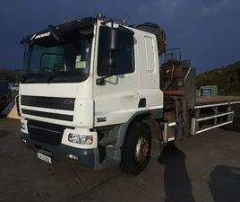 DAF TRUCK (WITHOUT CRANE) 04G 11292 FOR SALE IN DONEGAL FOR €6,000 ON DONEDEAL