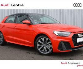 AUDI A1 SPORTBACK 30 TFSI 110HP S-LINE 4DR FOR SALE IN DUBLIN FOR €27,995 ON DONEDEAL