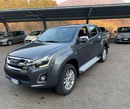 ISUZU D-MAX 1.9 CREW CAB SOLAR PLUS A/T 4WD CL