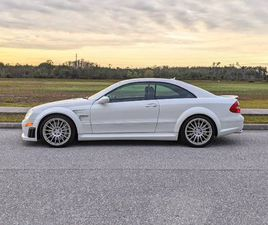 2008 MERCEDES-BENZ CLK63 AMG BLACK SERIES - 25,918 MILES - *SOLD*