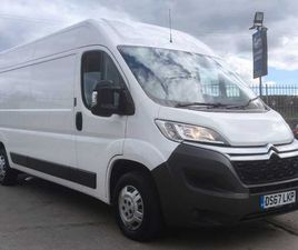 2018 CITROEN RELAY L3 H2 ENTERPRISE FOR SALE IN ARMAGH FOR £14,995 ON DONEDEAL