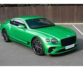 2018/68 BENTLEY CONTINENTAL GT W12
