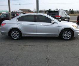 USED 2012 HONDA ACCORD EX-L CAR IS SPOTLESS