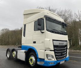 2015 DAF XF460 FOR SALE IN LIMERICK FOR €25000 ON DONEDEAL
