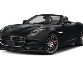 2020 JAGUAR F-TYPE R