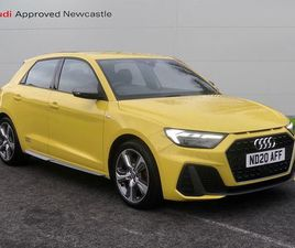 AUDI A1 40 TFSI S LINE COMPETITION 5DR S TRONIC 2.0