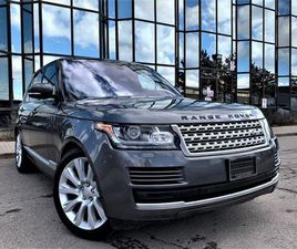 USED 2016 LAND ROVER RANGE ROVER VOUGE PANORAMIC AIR SUSPENSION VENTED SEATS ALLOYS!