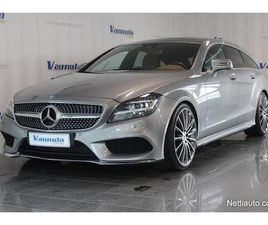 MERCEDES-BENZ CLS 400 SHOOTING BRAKE 4MATIC A 245 KW AMG, AIRMATIC, NAHAT, COMAND, LED, PE