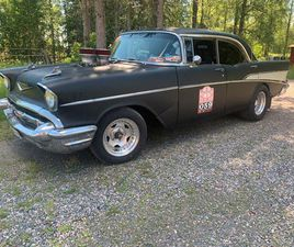 CHEVROLET BEL AIR KOMPRESSOR MASKIN