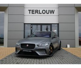 5.0 SV PROJECT 8 TOURING