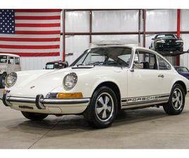 FOR SALE: 1972 PORSCHE 911 IN KENTWOOD, MICHIGAN