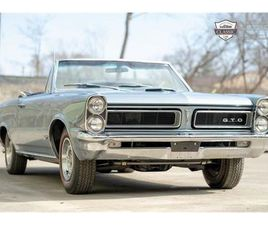 FOR SALE: 1965 PONTIAC GTO IN MILFORD, MICHIGAN