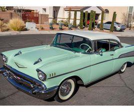 FOR SALE: 1957 CHEVROLET BEL AIR IN LAS VEGAS, NEVADA