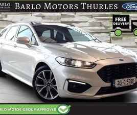 FORD MONDEO ST-LINE X 2.0TDCI 150PS AUTO ESTATE F FOR SALE IN TIPPERARY FOR €32,495 ON DON