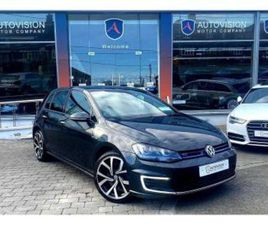 GTE TSI 1.4 122 PS DSG // LEATHER SEATS // AUTOMATIC HYBRID // FULL SERVICE HISTORY // FIN