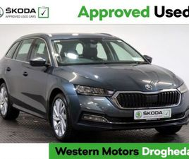 SKODA OCTAVIA C STY 2.0TDI 115HP 4DR FOR SALE IN LOUTH FOR €31,995 ON DONEDEAL