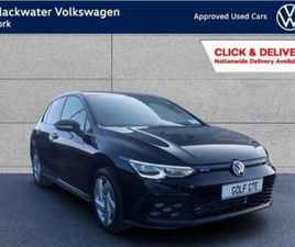 GOLF GTE 1.4 TSI 245BHP **ORDER YOUR 221 TODAY WITH PRICES STARTING FROM 46,850 **