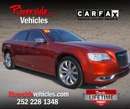 BRAND NEW ORANGE COLOR 2021 CHRYSLER 300 TOURING FOR SALE IN NEW BERN, NC 28560. VIN IS 2C