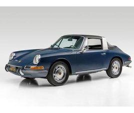 1967 PORSCHE 912 SOFT WINDOW TARGA (1967)