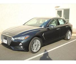 BRAND NEW GREEN COLOR 2021 GENESIS G70 FOR SALE IN CHANTILLY, VA 20151. VIN IS KMTG64LA8MU