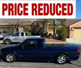 2003 CHEVROLET S-10 PRICED TO SELL QUICK!!!