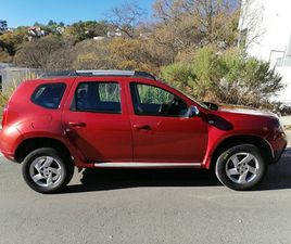 RENAULT DUSTER 2.0 DYNAMIC PACK MT