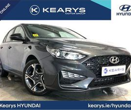 HYUNDAI I30 PETROL DELUXE NLINE 5DR FOR SALE IN CORK FOR €27,395 ON DONEDEAL