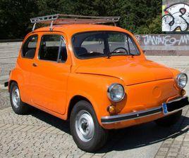 ANDERE ZASTAVA 750 LE / FIAT 600 LIZENZBAU