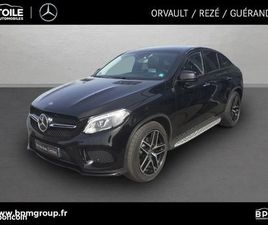 MERCEDES-BENZ GLE COUPE 350 D 258CH FASCINATION 4MATIC 9G-TRONIC