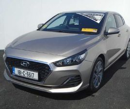 HYUNDAI I30 I 30 FASTBACK 5DR FOR SALE IN KERRY FOR €19,950 ON DONEDEAL
