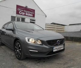 VOLVO V60 SPORTSWAGON D4 190 BHP BUSINESS EDITION FOR SALE IN GALWAY FOR €22,950 ON DONEDE