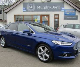 FORD MONDEO TITANIUM 2.0TIVCT HYBRID 187PS AUTO FOR SALE IN DUBLIN FOR €19,950 ON DONEDEAL