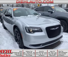 SILVER COLOR 2019 CHRYSLER 300 TOURING FOR SALE IN BUTLER, PA 16002. VIN IS 2C3CCARG5KH566