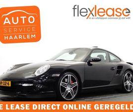 PORSCHE 911 3.6 TURBO COUPE 480PK AUT. SPORT CHRONO, FULL, ORG NL, 34 DKM.