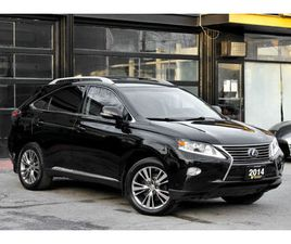 2014 LEXUS RX 450H HYBRID - EXECUTIVE PKG - REAR DVDS | CARS & TRUCKS | CITY OF TORONTO |