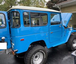 FOR SALE: 1978 TOYOTA LAND CRUISER FJ40 IN MORRISTOWN, NEW JERSEY