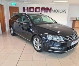 VOLKSWAGEN PASSAT R LINE 1.4 PETROL AUTOMATIC EST FOR SALE IN GALWAY FOR €15,750 ON DONEDE