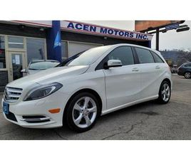 USED 2013 MERCEDES-BENZ B-CLASS B 250 SPORTS TOURER