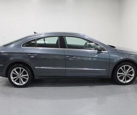 USED 2012 VOLKSWAGEN PASSAT CC HIGHLINE 2.0T 6SP