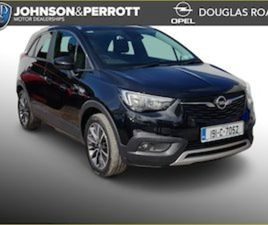 OPEL CROSSLAND X SE 1.2 PETROL AUTOMATIC FOR SALE IN CORK FOR €19900 ON DONEDEAL