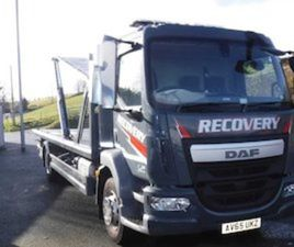 DAF LF55-180, 2015 25FT TILT & SLIDE RECOVERY LORR FOR SALE IN DOWN FOR £46750 ON DONEDEAL