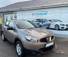 NISSAN QASHQAI 1.5 XE 4DR NCT 03/23 FOR SALE IN LIMERICK FOR €7,450 ON DONEDEAL