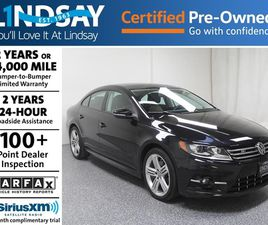 2017 VOLKSWAGEN CC R-LINE EXECUTIVE