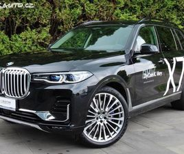 BMW X7, XDRIVE40D