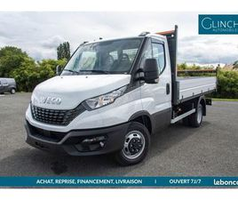 IVECO DAILY III 35C16H 3.0 3450 160 CH BENNE ALU