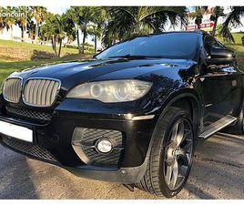 BMW X6 - 2010 (E71) XDRIVE35DA 286 EXCLUSIVE 137 000 KM