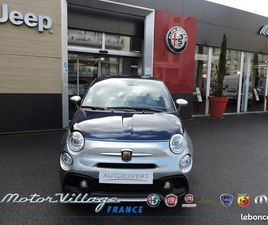 ABARTH 500 1.4 TURBO T-JET 180CH 695 RIVALE MY19