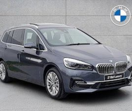 BMW 2 SERIES GRAN TOURER 218D LUXURY GRAN TOURER FOR SALE IN TIPPERARY FOR €51143 ON DONED